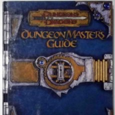 Juegos Antiguos: DUNGEON MASTER'S GUIDE - CORE LIBRO DE REGLAS II - DUNGEONS & DRAGONS - IMPECABLE. Lote 142213526