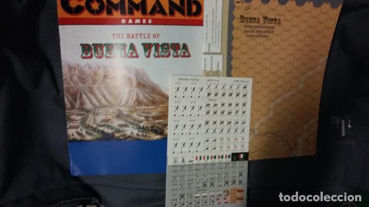 Juegos Antiguos: Wargame revista Command: Buena vista y Moscow burning - Foto 4 - 49196616