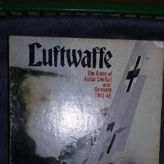 Juegos Antiguos: WARGAME LUFTWAFFE. AVALON HILL. Lote 143294738