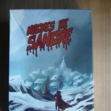 Juegos Antiguos: NOCHES DE SANGRE ... NUEVO , SIN ABRIR. Lote 143469874