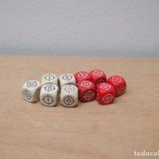 Juegos Antiguos: CRUZADA ESTELAR, PIEZAS SUELTAS: DADOS (ENVÍO YA INCLUIDO EN PRECIO). Lote 143694790