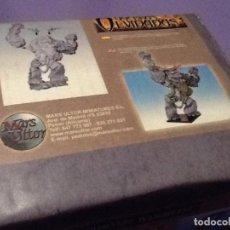 Juegos Antiguos: MARS ULTOR - GUERRAS OLVIDADAS . ELEMENTAL SELVATICO NUEVO . Lote 144060698