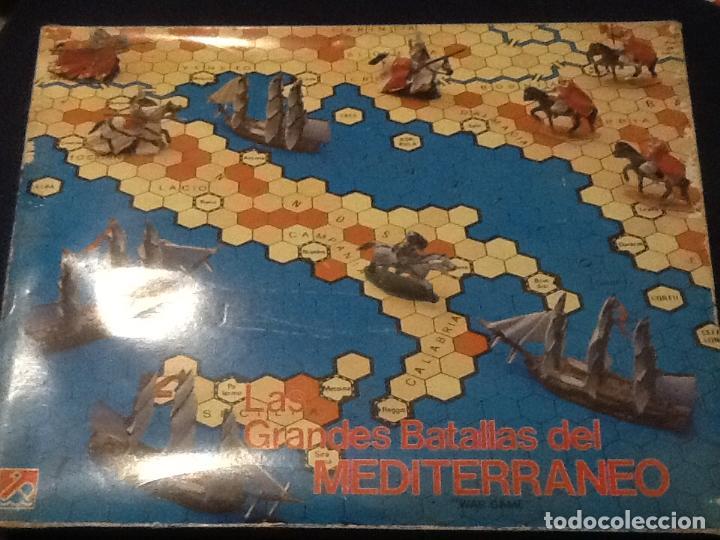 Juego De Mesa War Game Las Grandes Batallas De Comprar En