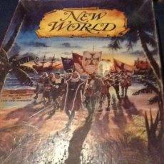 Juegos Antiguos: WARGAME NEW WORLD DE AVALON HILL COMPLETO. Lote 144144878