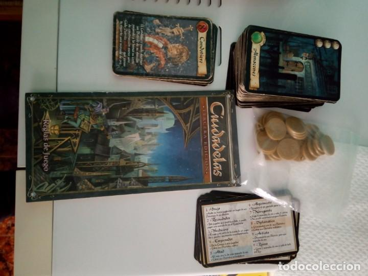 Juegos Antiguos: Juego de rol ciudadelas tercera edicion edge - Foto 2 - 151786689