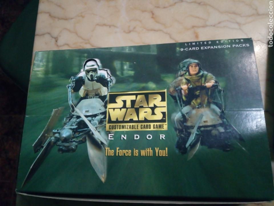 Juegos Antiguos: Star wars limited edition customizable card game - Foto 5 - 144738816
