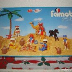 Juegos Antiguos: FAMOBIL SYSTEM 1974 REF. 3411. Lote 145730642