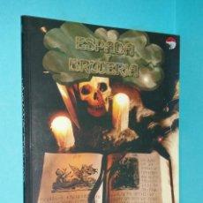 Juegos Antiguos: ESPADA Y BRUJERIA. ROL EN VIVO. Lote 146348918