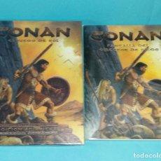 Juegos Antiguos: CONAN. EL JUEGO DE ROL. Lote 146351642