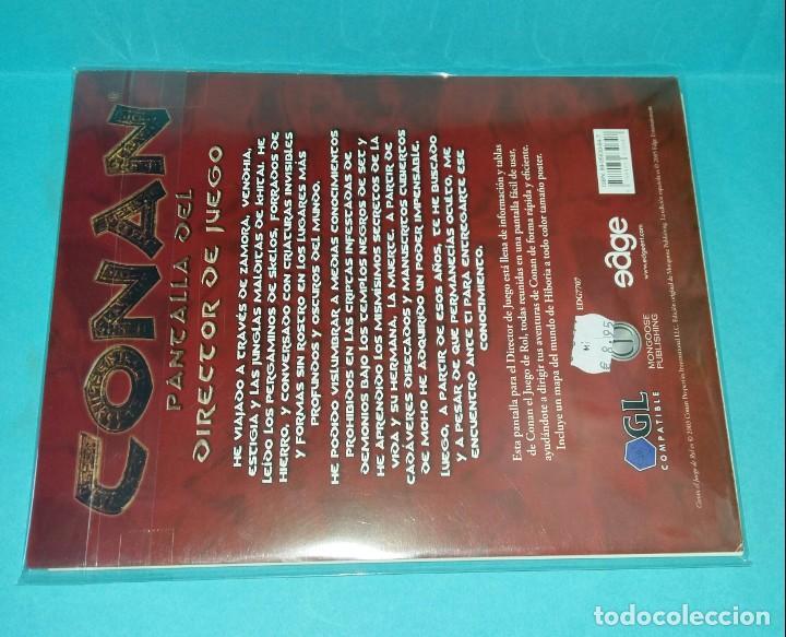 Juegos Antiguos: CONAN. EL JUEGO DE ROL - Foto 2 - 146351642