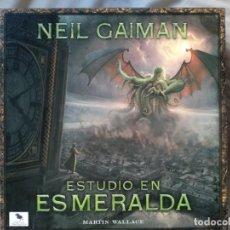 Juegos Antiguos: ESTUDIO EN ESMERALDA. Lote 146744010