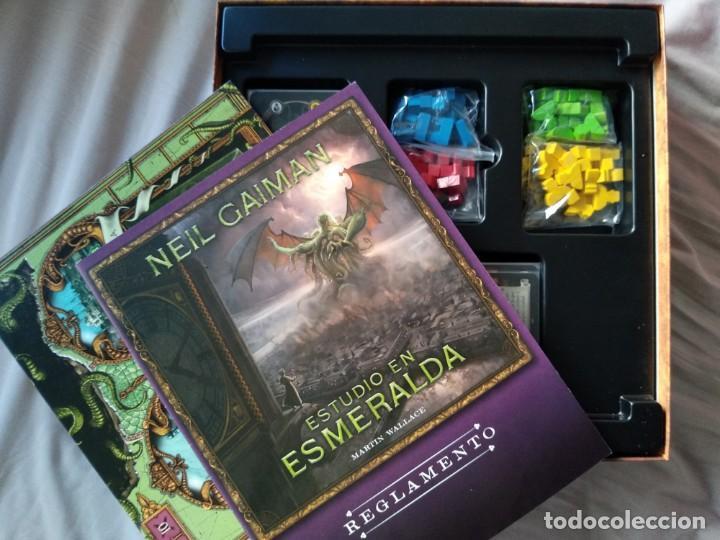 Juegos Antiguos: ESTUDIO EN ESMERALDA - Foto 3 - 146744010