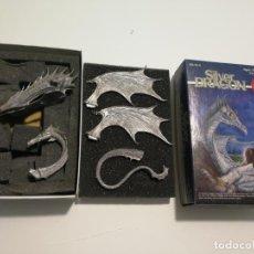 Juegos Antiguos: SILVER DRAGON RAL PARTHA DUNGEONS AND DRAGONS. Lote 148105022