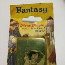 Juegos Antiguos: MONSTER METAL MAGIC FANTASY MINIATURE . Lote 148107846