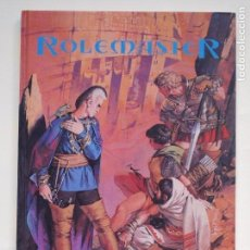 Juegos Antiguos: ROLEMASTER - MANUAL DE PERSONAJES Y DE CAMPAÑAS - JOC INTERNACIONAL - REIMPRESION 1993. Lote 149460118