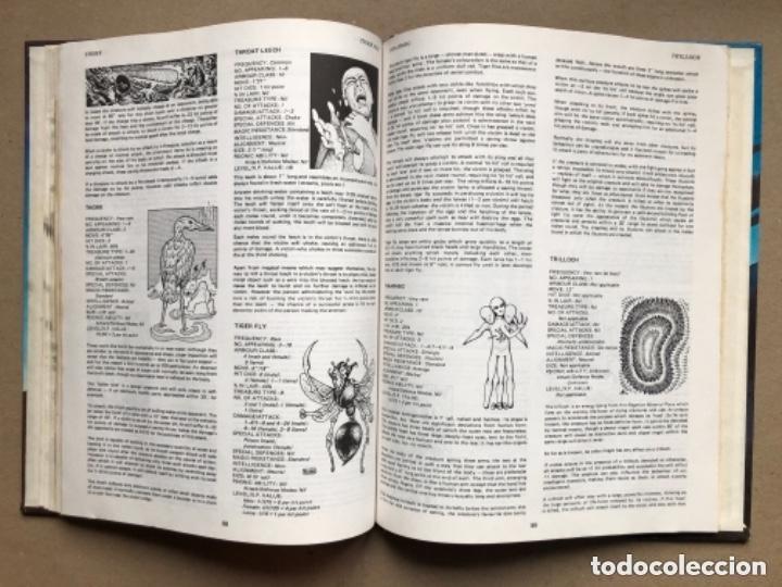 Juegos Antiguos: DUNGEON MASTERS GUIDE Y FIEND FOLIO. ADVANCED D & D AVENTURE GAMES. TSR GAMES. - Foto 17 - 150251266