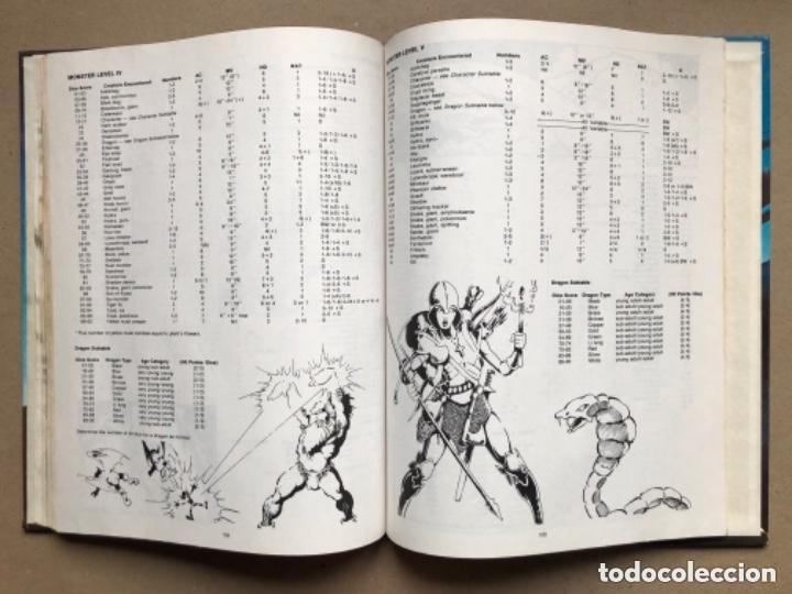 Juegos Antiguos: DUNGEON MASTERS GUIDE Y FIEND FOLIO. ADVANCED D & D AVENTURE GAMES. TSR GAMES. - Foto 18 - 150251266