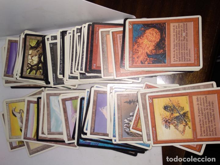 Juegos Antiguos: Magic el Encuentro.El juego de cartas coleccionables nº1 en el mundo.Wizards 1996. - Foto 4 - 150645446