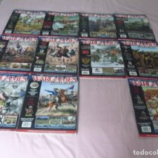 Juegos Antiguos: REVISTA DE MINIATURAS (28MM,15MM) WARGAMES ILLUSTRATED AÑO 2012 (11 NÚMEROS). Lote 150948502