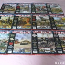 Juegos Antiguos: REVISTA DE MINIATURAS (28MM,15MM) WARGAMES ILLUSTRATED AÑO 2013 (COMPLETO). Lote 150949074