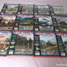 Juegos Antiguos: REVISTA DE MINIATURAS (28MM,15MM) WARGAMES ILLUSTRATED AÑO 2014 (COMPLETO). Lote 150949778