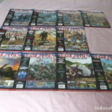 Juegos Antiguos: REVISTA DE MINIATURAS (28MM,15MM) WARGAMES ILLUSTRATED AÑO 2015 (11 NÚMEROS). Lote 150950666