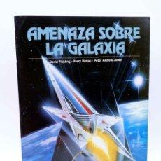 Juegos Antiguos: COLECCIÓN ENIGMA. AMENAZA SOBRE LA GALAXIA. JUEGO ROL (FLICKING / HINTON / ANDREW JONES) 1986. OFRT. Lote 218742811