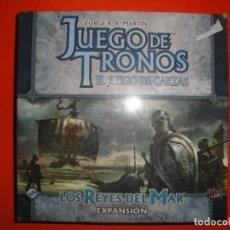 Juegos Antiguos: JUEGO DE CARTAS JUEGO DE TRONOS. Lote 151304862