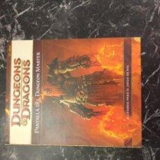Juegos Antiguos: DUNGEONS & DRAGONS 4.0 PANTALLA DEL DUNGEON MASTER (DEVIR DD41004). Lote 151487290