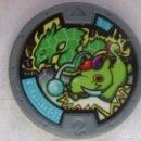 Juegos Antiguos: MEDALLA YO-KAI SERIE 2 - DRAQUI. Lote 152053778