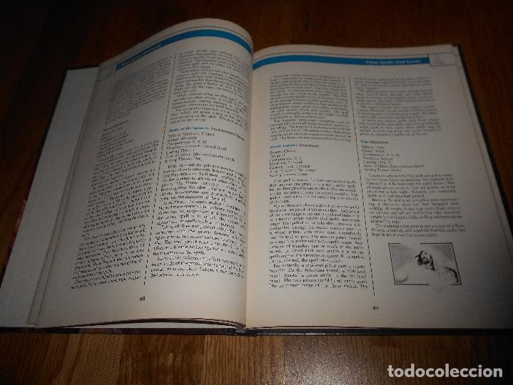 Juegos Antiguos: JUEGO DE ROL DRAGONES Y MAZMORRAS TOME OF MAGIC 1991 ADVANCED DUNGEONS & DRAGONS 2ND EDITION - Foto 4 - 152201650
