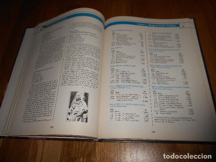 Juegos Antiguos: JUEGO DE ROL DRAGONES Y MAZMORRAS TOME OF MAGIC 1991 ADVANCED DUNGEONS & DRAGONS 2ND EDITION - Foto 5 - 152201650
