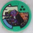 Juegos Antiguos: MEDALLA YO-KAI SERIE 2 - JAQUINGLA. Lote 152229174