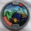 Juegos Antiguos: MEDALLA YO-KAI SERIE 2 - LORIGON. Lote 152366126
