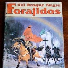 Juegos Antiguos: FORAJIDOS DEL BOSQUE NEGRO - ROL - SEÑOR DE LOS ANILLOS - JOC INTERNACIONAL - ICE. Lote 154183870