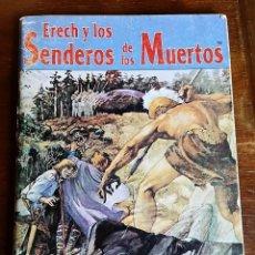 Juegos Antiguos: ERECH Y LOS SENDEROS DE LOS MUERTOS - ROL - SEÑOR DE LOS ANILLOS - JOC INTERNACIONAL - ICE - MERP. Lote 154185934
