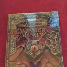 Juegos Antiguos: DUNGEONS DRAGONS MONSTER MANUAL CORE RULEBOOK III BUEN ESTADO REF.CF-2. Lote 154483486