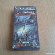 Juegos Antiguos: CUIDADELAS -- ROL -- TERCERA EDICIÓN -- BRUNO FAIDUTTI -- EDGE. Lote 154541630