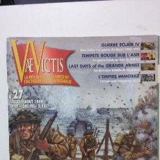 Juegos Antiguos: WARGAME VAE VICTIS Nº 27. NORMANDIE 1944. Lote 154964210
