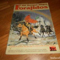 Juegos Antiguos: EL SEÑOR DE LOS ANILLOS FORAJIDOS DEL BOSQUE NEGRO (JOC INTERNACIONAL TIERRA MEDIA REF 313. Lote 193957535