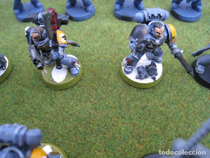 Juegos Antiguos: MALETA CON FIGURAS WARHAMMER. - Foto 51 - 155829262