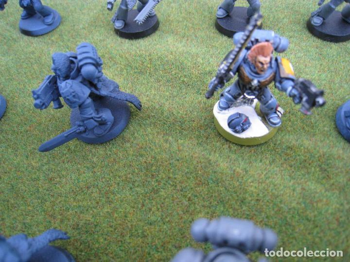 Juegos Antiguos: MALETA CON FIGURAS WARHAMMER. - Foto 44 - 155839354