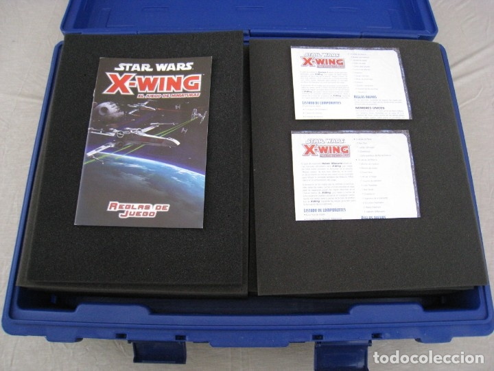 Juegos Antiguos: STAR WARS X-WING - EL JUEGO DE MINIATURAS. - Foto 3 - 155824946