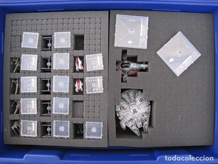 Juegos Antiguos: STAR WARS X-WING - EL JUEGO DE MINIATURAS. - Foto 6 - 155824946
