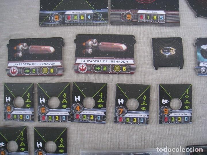 Juegos Antiguos: STAR WARS X-WING - EL JUEGO DE MINIATURAS. - Foto 35 - 155824946