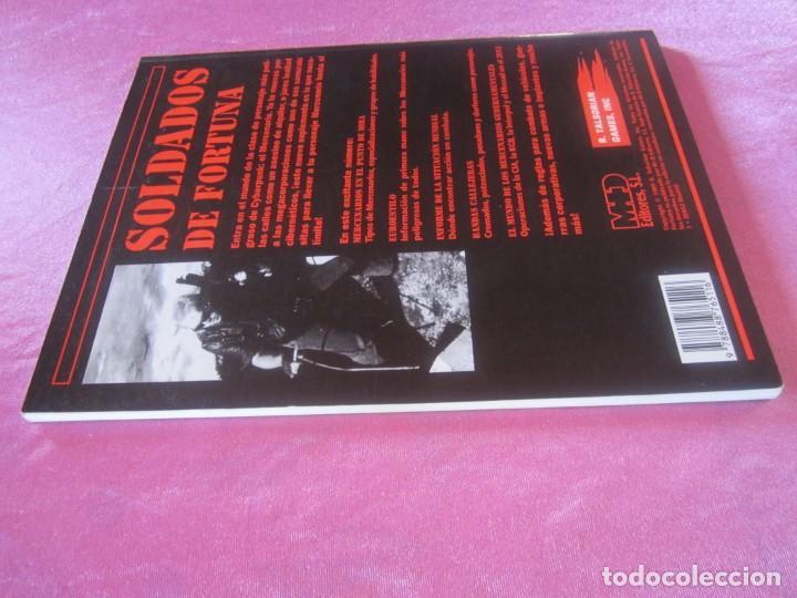 Juegos Antiguos: SOLDADO DE FORTUNA PARA JUEGO DE ROL CIBERPUNK - Foto 4 - 156037958