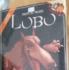 Juegos Antiguos: LOBO. Lote 156983802