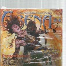 Juegos Antiguos: ARENA 4 . Lote 157814830