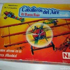 Juegos Antiguos: JUEGO CABALLEROS DEL AIRE DE NAC. Lote 158010652
