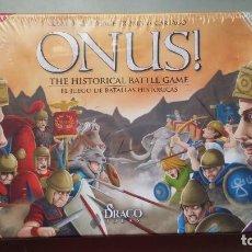 Juegos Antiguos: WARGAME ONUS! DRACO IDEA. Lote 158109770